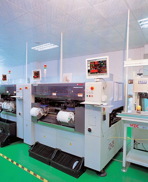 ZSIMC LED Lighting Factory Equipmentand Production Line 02