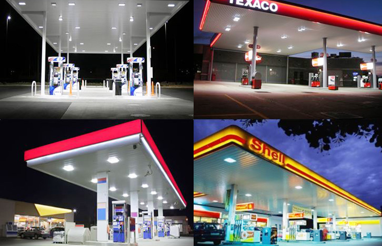 Canopy-LED-Lighting-for-Gas-Station-Lighting & ZSIMC™ - Specialist China LED Canopy Lights Manufacturer ...