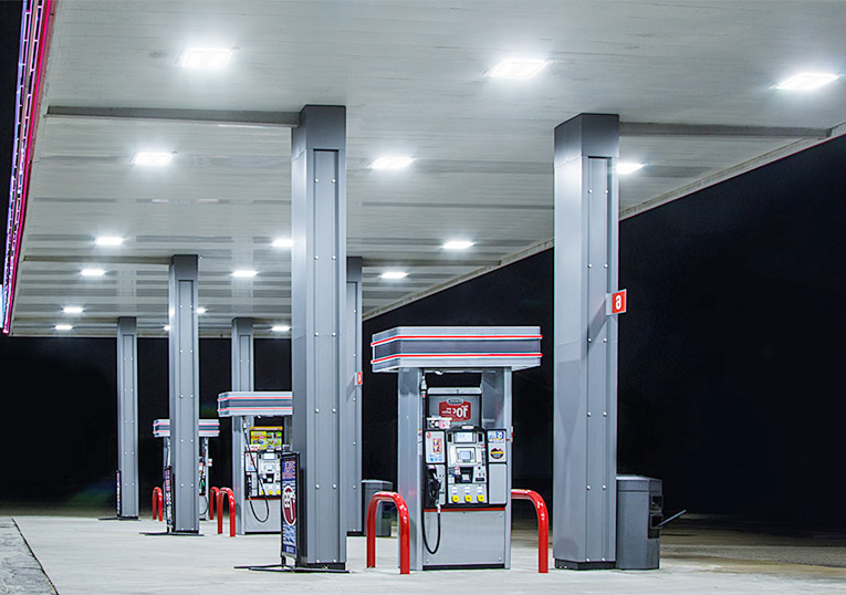gas-station-led-overhead-canopy-lights & ZSIMC™ - Specialist China LED Canopy Lights Manufacturer ...